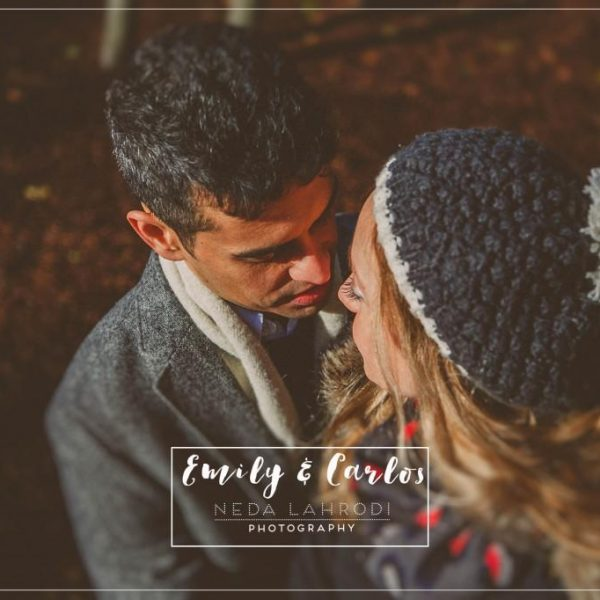 Engagement Photography Session in London - Emily and Carlos