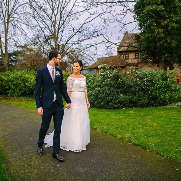 Tudor Barn London Wedding Photography