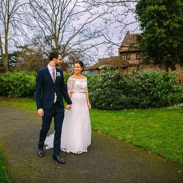 Tudor Barn London Wedding Photography