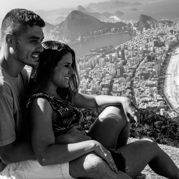 Rio, Brazil in the Wild Couple Photography