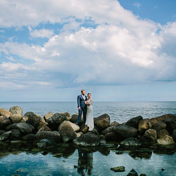 Copenhagen/ Denmark Wedding Elopement/ Alexa + Jim